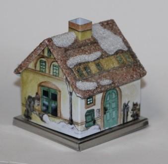 Räucherhaus Stadthaus
