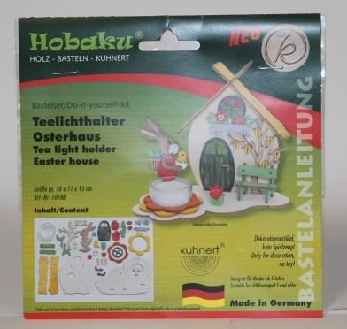 Teelichthalter Osterhaus