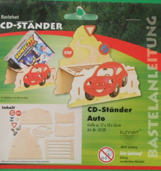 CD-Ständer Auto