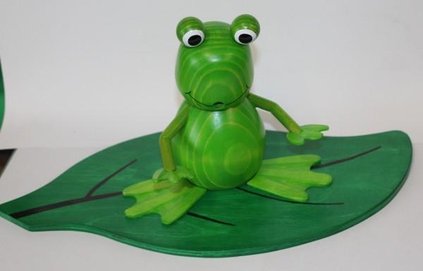 Oederaner heller Frosch