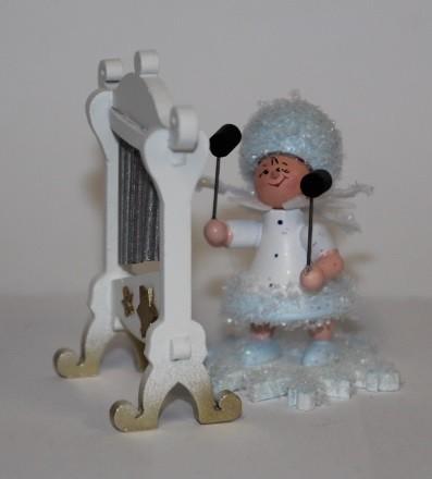 Schneeflöckchen Glockenspiel