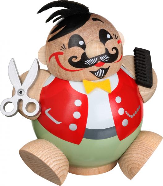 Räuchermann Friseur