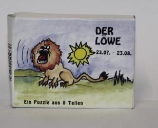 Sternzeichenpuzzle Löwe