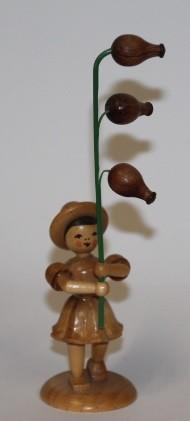 Blumenkind Hagebutte
