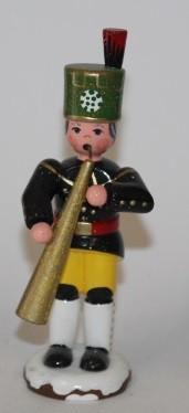 Bergmann russisches Horn