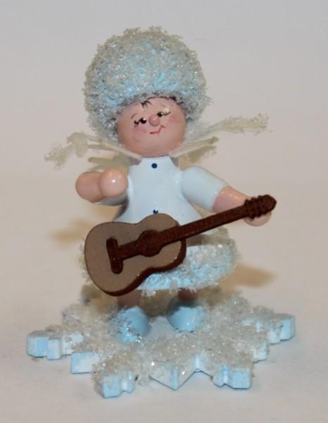 Schneeflöckchen Gitarre