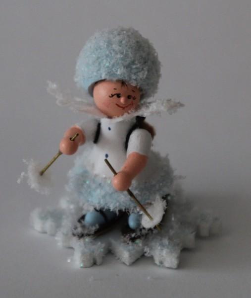 Schneeflöckchen Schneewanderer