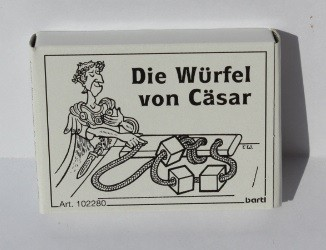 Die Würfel von Cäsar