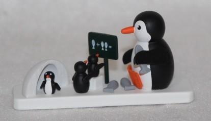 Pinguin Homeschooling