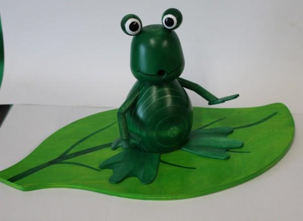 Oederaner dunkler Frosch