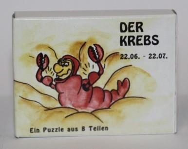 Sternzeichenpuzzle Krebs