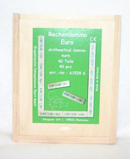 Rechendomino Euro