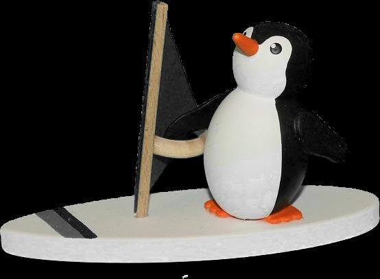 Pinguin Surfer