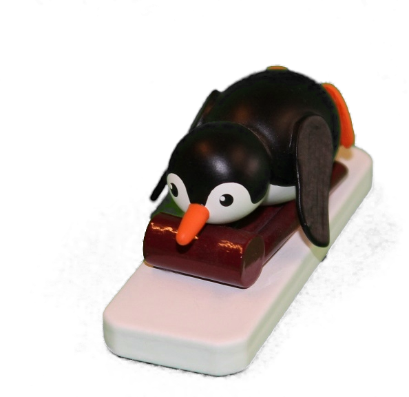 Pinguin Nichtschwimmer