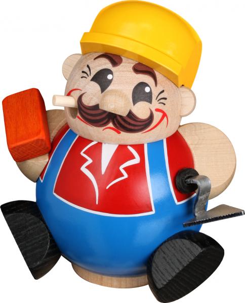 Räuchermann Bauarbeiter