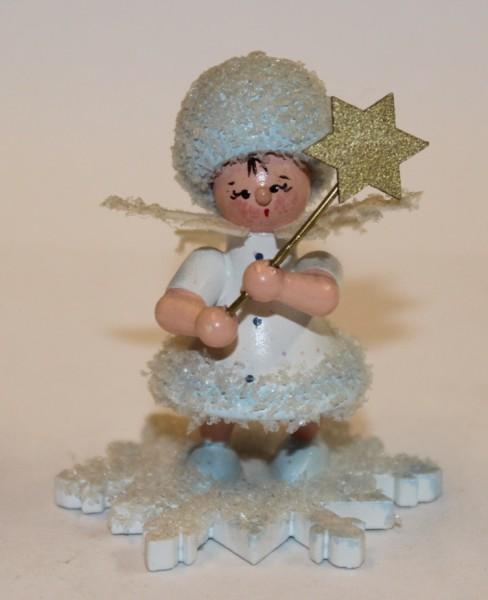 Schneeflöckchen mit Stern