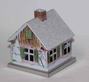 Räucherhaus Schneemann