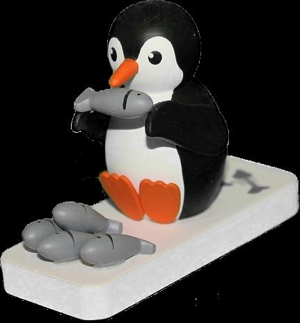 Pinguin Vielfrass